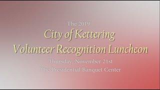 2019 Kettering Volunteer Recognition Luncheon