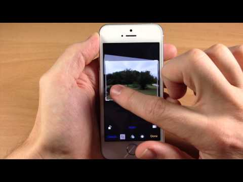 How To Use The 9 New Camera Features In IOS 8 - IPhone Hacks