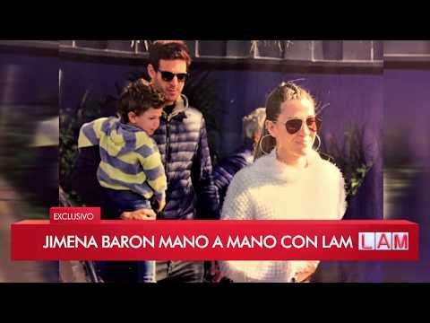 ¿Jimena Barón volvió con Del Potro?