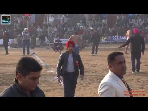 JAGRAON KABADDI CUP - 2014 || KABADDI OPEN || Quarter - Final, Semi-Final & Final || HD || Part 2nd.