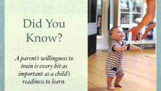 The Truth About Potty Training