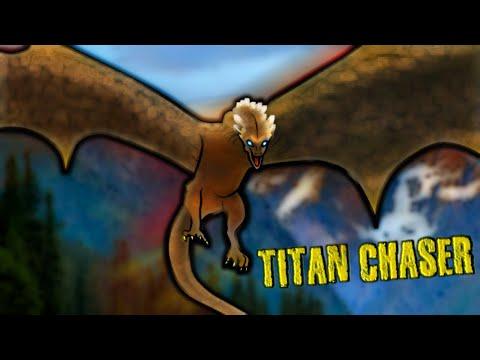 Дракон Пробудился в Titan Chaser | SergeyRed