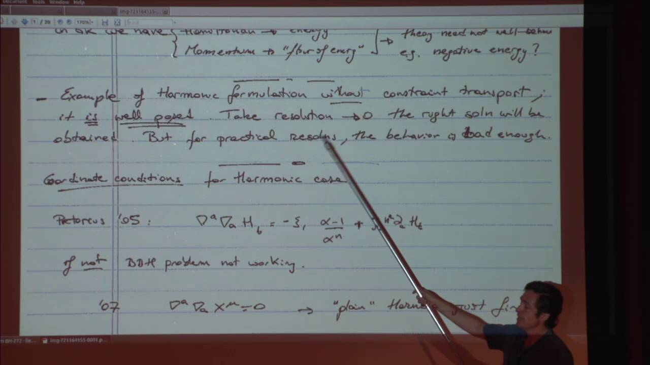 Numerical Relativity: Magnetohydrodynamics - Luis Lehner