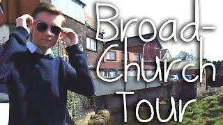 Dorset Vlog - Part 3: Broadchurch Tour