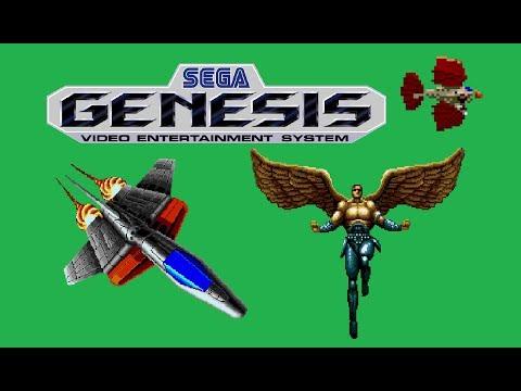 Top 20 Best Sega Genesis Shoot Em Up Games