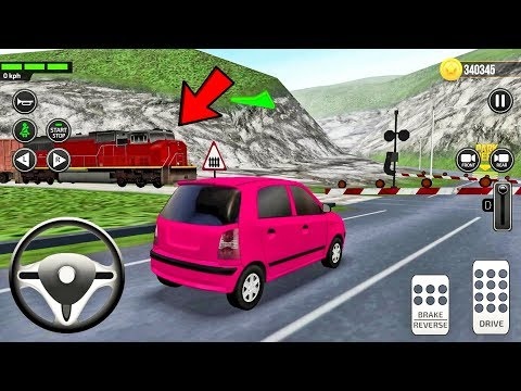 Driving Academy India 3D # 1 - Game Car Android Gameplay