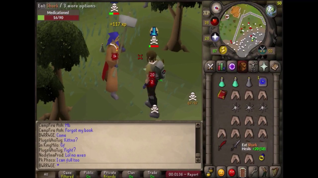 B0aty. Back with a Vengeance | RuneScape 2007 PKing
