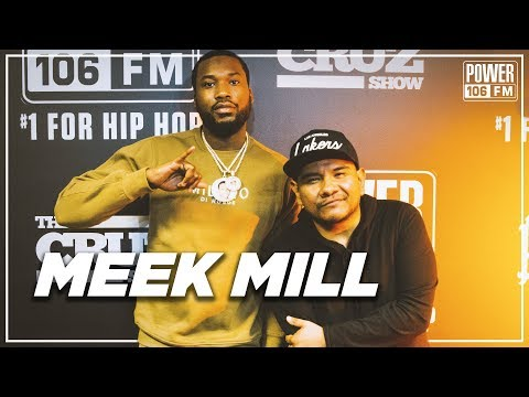 Meek Mill talks Drake Friendship, New Album 'Championships' + 6ix9ine Going to Prison