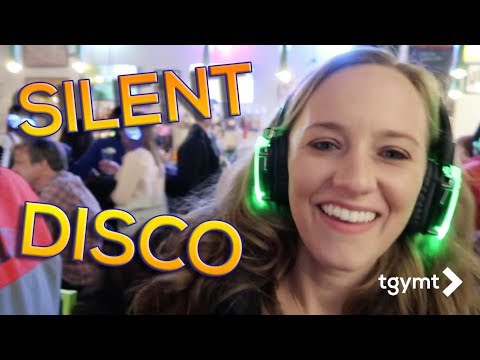 The Best Silent Disco!