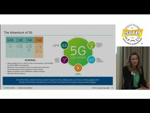 Networks Reshaped: 5G, Fronthaul and Fixed-Mobile Convergence - YouTube