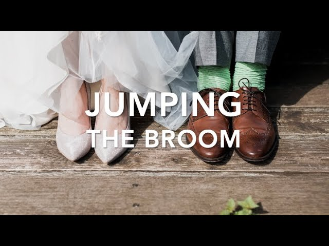 Jumping the Broom to Married BLISS!