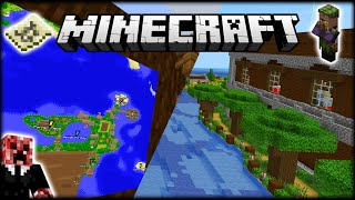 MINECRAFT MINI MAP WALL & CARTOGRAPHER CUL DE SAC! | Let's Play Minecraft Survival