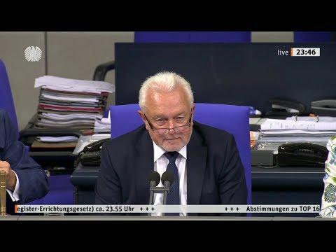 Wie können Sie es wagen - Wolfgang Kubicki FDP vs. Martin Sichert AfD 27.09.2016 - Bananenrepublik