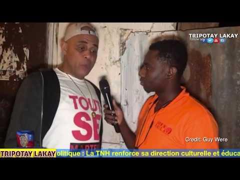Martelly Reponn Trump Ak Kase Met Nan Men Le Nouvelliste, Liliane, Jean Monard, Pierre Esperance