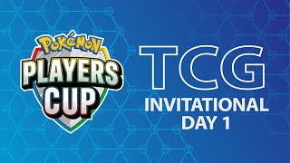 Pokémon Players Cup - TCG Invitational Day 1