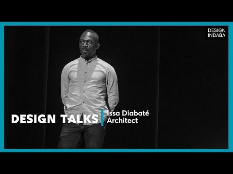 Issa Diabaté on designing the future of urban Africa