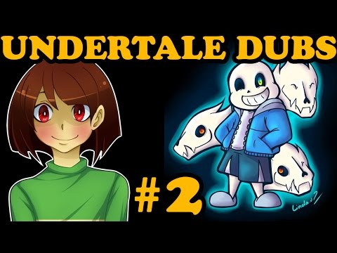 Undertale Comic Dubs 2 (Chara)