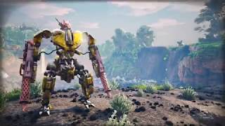 BIOMUTANT 2018 Official Gameplay Trailer | New Open World Game | PS4 / XBOX / PC | HD