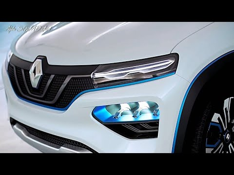 Renault K-ZE – New EV Model: Global, Affordable, All Electric SUV | Electric Cars 2019