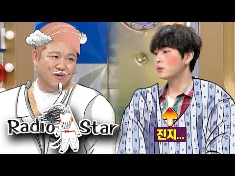 "Yong Jun Hyung ""Being surrounded by people is getting harder"" [Radio Star Ep 564]"