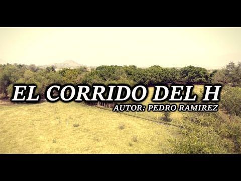 Corrido del H - El Cejas y su Banda Fuego (Video Oficial)