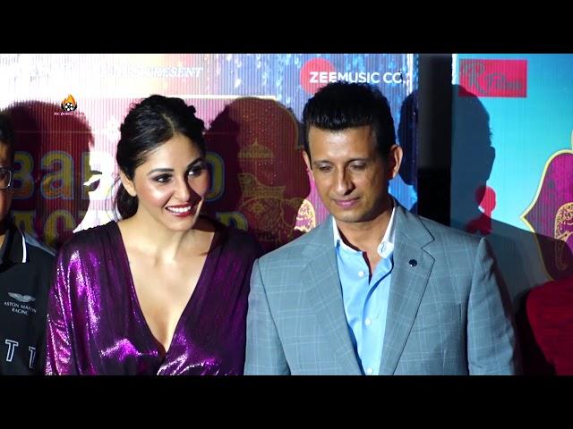 Launch Of Hindi Movie Babloo Bachelor With Sharman Joshi ,Pooja Chopra,Sweety Walia.