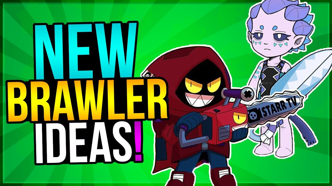 5 NEW BRAWLERS That Could Be Added to Brawl Stars!