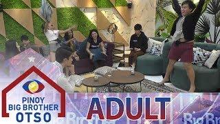 PBB OTSO Day 9: Adult Housemates, panalo sa kanilang unang weekly task