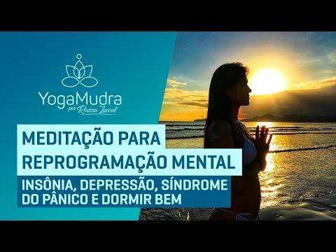 REPROGRAMAÇÃO MENTAL - Relaxe profundamente e reprograme sua mente