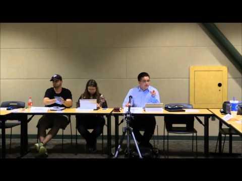 ASMJC Senate Meeting April 24th