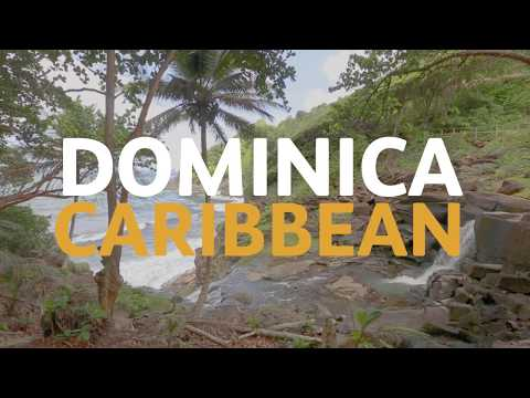 The Queen's Baton visits Dominica