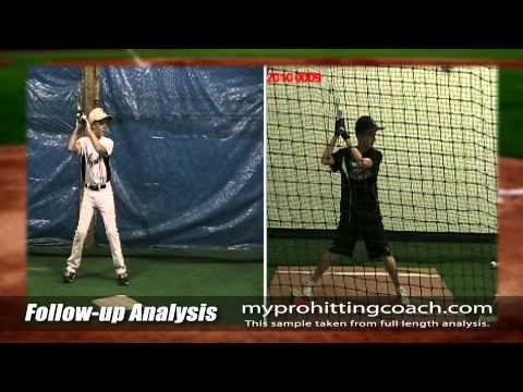 My Pro Hitting Coach - Analysis Demo