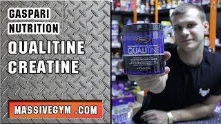 MG Обзор - Креатин Qualitine Creatine (Gaspari Nutrition) - MassiveGym.com(, 2014-01-26T22:11:38.000Z)