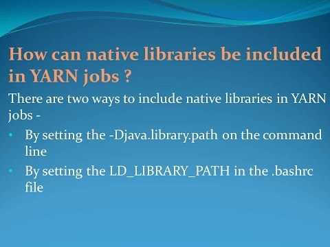 yarn interview questions and answers for freshers and experienced - Librarian Interview Questions For Librarians With Answers