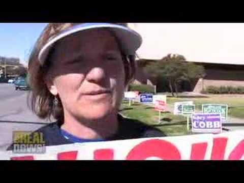 One Texan explains why she voted for Obama