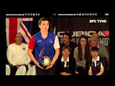 QubicaAMF BPC Doubles M1 Men&39;s Series International TV