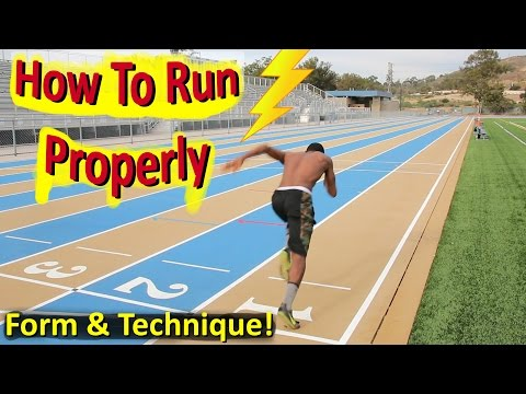 how-to-run-properly:-the-correct-technique-&-form!