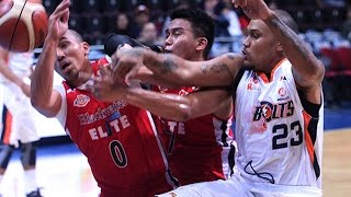 Blackwater vs. Meralco - Q4 | Philippine Cup 2015-2016