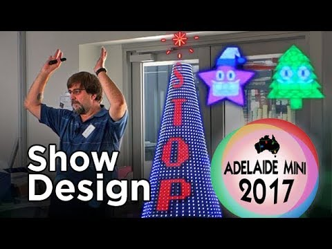Adelaide Mini 2017 - Show Design... the art of sequencing