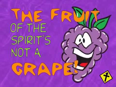 Fruit of the Spirit - Children's Song (Upward Bound Ministres)