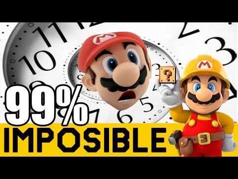 Precisión Perfecta en Milisegundos ! - NIVELES 99% IMPOSIBLES #30 | Super Mario Maker | ZetaSSJ