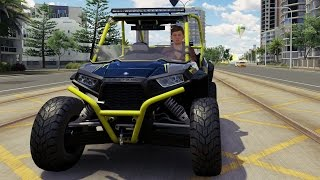 Polaris RZR XP 1000 EPS Rockstar Edition 2015 - Forza Horizon 3 - Test Drive Free Roam Gameplay (HD)