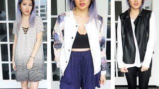 Fall Try-On Haul | SheIn, FashionNova, YoungHungryFree
