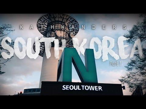 ✈SEOUL, SOUTH KOREA TRAVEL VLOG 2017✈ PART 1