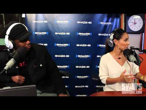 Jada Pinkett-Smith Talks In-Depth About Kids, Public Criticism & Tupac | Sway's Universe