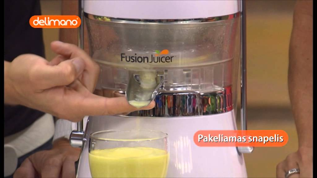 Hurom Slow Juicer In Saudi Arabia : Delimano Fusion Juicer sul?iaspaud? Doovi
