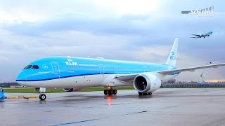 Welcome flights met KLM