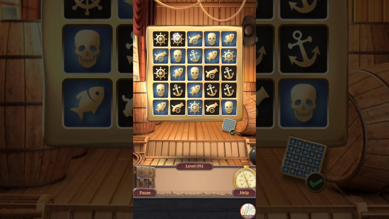 100 Doors Challenge 2 Level 92 Walkthrough Gameplay Youtube