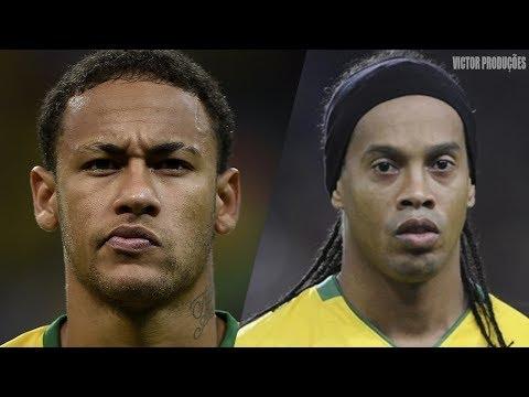 20 Jogadores Destruídos Por Neymar Jr & Ronaldinho || A Arte Do Drible ★ HD