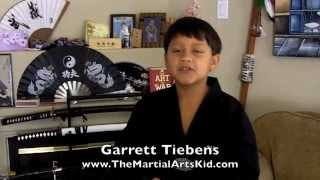 Welcome to The Martial Arts Kid's Facebook Page